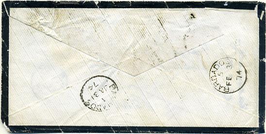Postal code for st michael barbados
