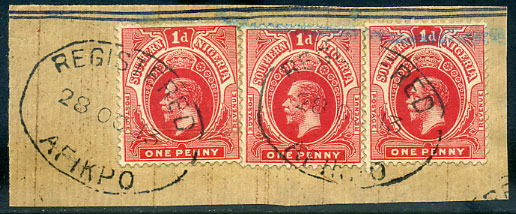 Michael-Hamilton com - West indies and British Africa stamps